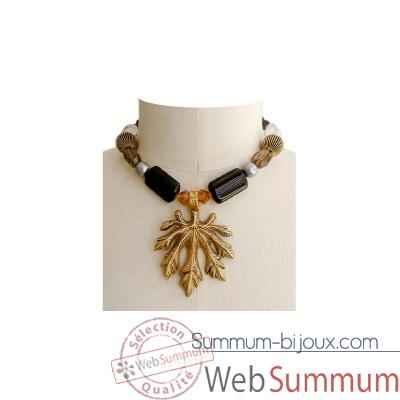 Video Joyaux de la couronne-Collier erable fusains-coerafus