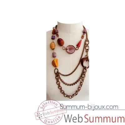 Video Joyaux de la couronne-Collier tagua capiteux-cotagcap