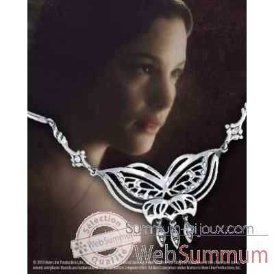 Arwen - collier papillon Noble Collection -NN2744