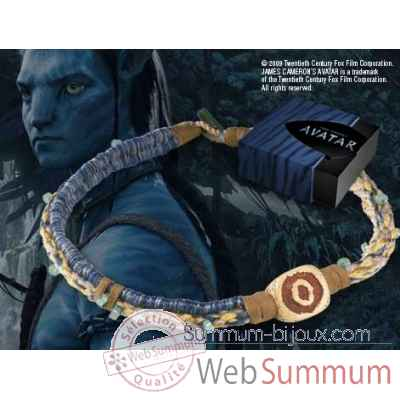 Avatar - collier na\'vi de jake sully Noble Collection -NN8831