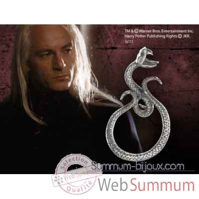 Bague serpent de lucius malefoy Noble Collection -NN7223