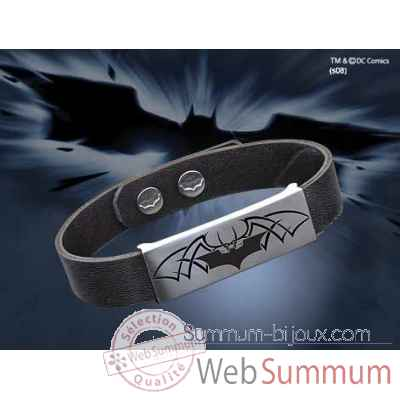Bracelet tribal - batman Noble Collection -NN4539