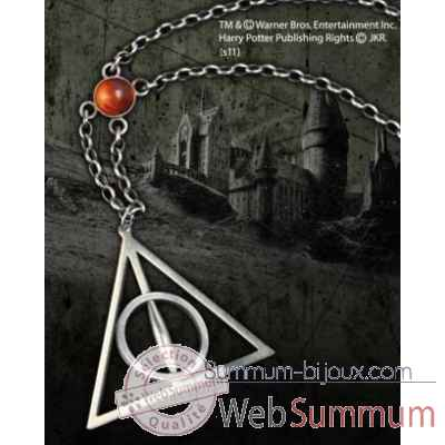 Collier de xenophilius lovegood Noble Collection -NN7007