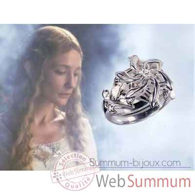 Galadriel - bague nenya - replique Noble Collection -NN0936