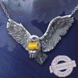 Pendentif hedwige Noble Collection -NN7013