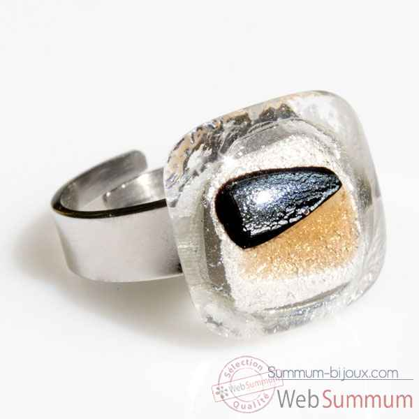 Bague collection brillance canyon Rozetta -145Ga