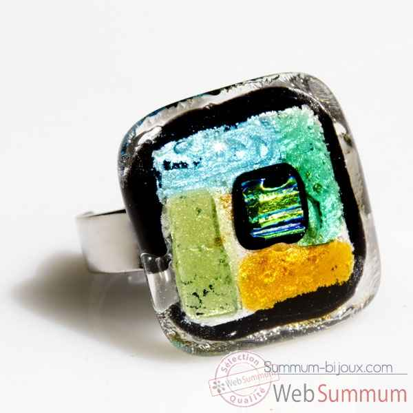 Bague collection brillance summer Rozetta -119Ga